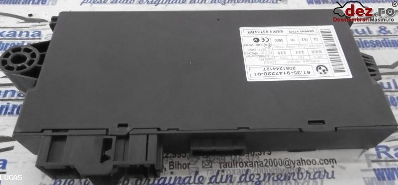 Calculator confort BMW 120 2008 cod 61.35-9147220-01 Piese auto în Oradea, Bihor Dezmembrari