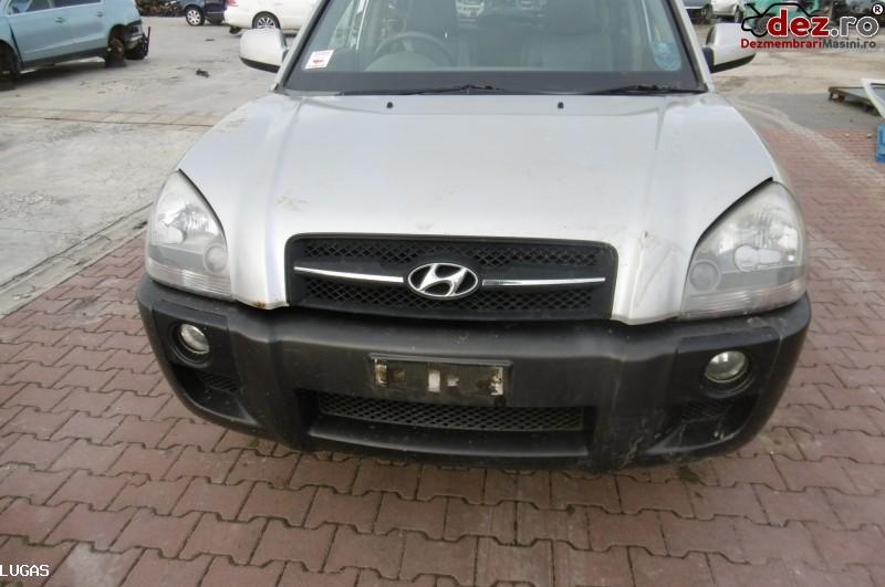 Dezmembrez Hyundai Tucson 2 0crdi D4ea 2004 2010 în Lugasu de Jos, Bihor Dezmembrari