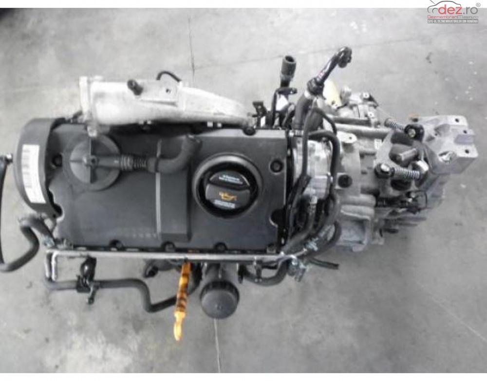 Motor Vw Bora 1 9tdi cod asz Piese auto în Oradea, Bihor Dezmembrari