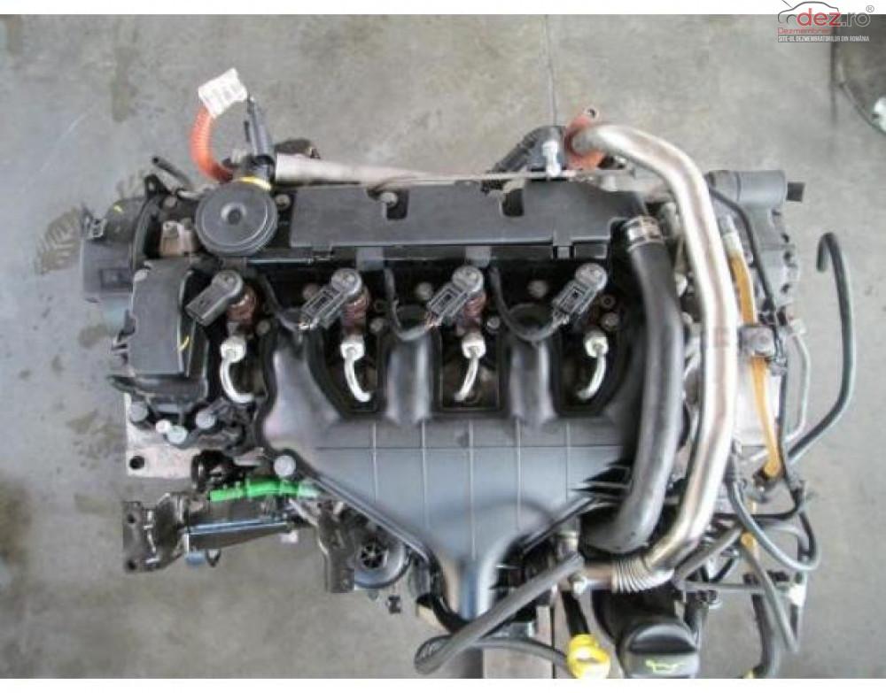 Motor Peugeot 407 2 0hdi  cod rhr Piese auto în Oradea, Bihor Dezmembrari