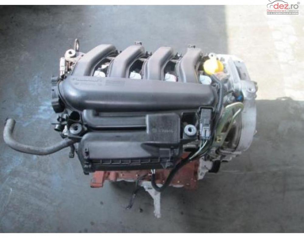 Motor Renault Megane 2 1 6 16v  cod k4md Piese auto în Oradea, Bihor Dezmembrari