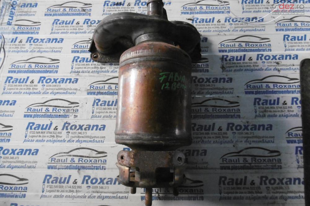 Catalizator Skoda Fabia 1 1 2b  cod 03d131701d Piese auto în Oradea, Bihor Dezmembrari