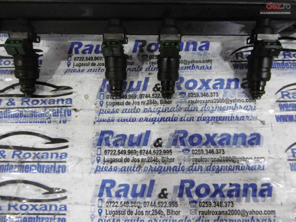 Rampa Injectoare Vw Golf 4 1 6b Aeh  cod 06a133317a Piese auto în Oradea, Bihor Dezmembrari