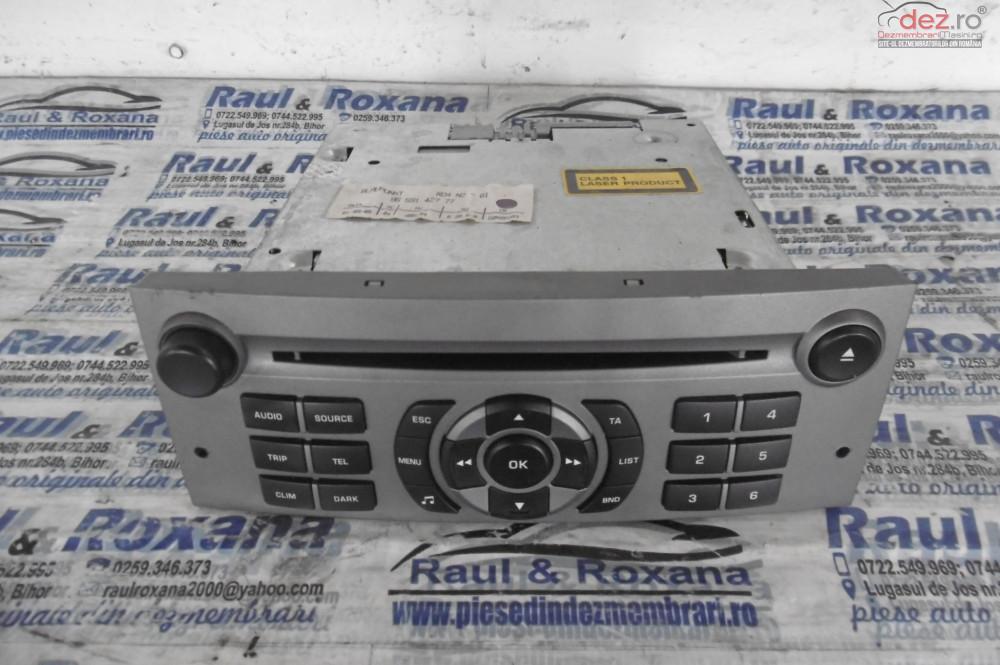 Cd Audio Peugeot 407 1 6hdi 9hz cod 9659142777 Piese auto în Lugasu de Jos, Bihor Dezmembrari