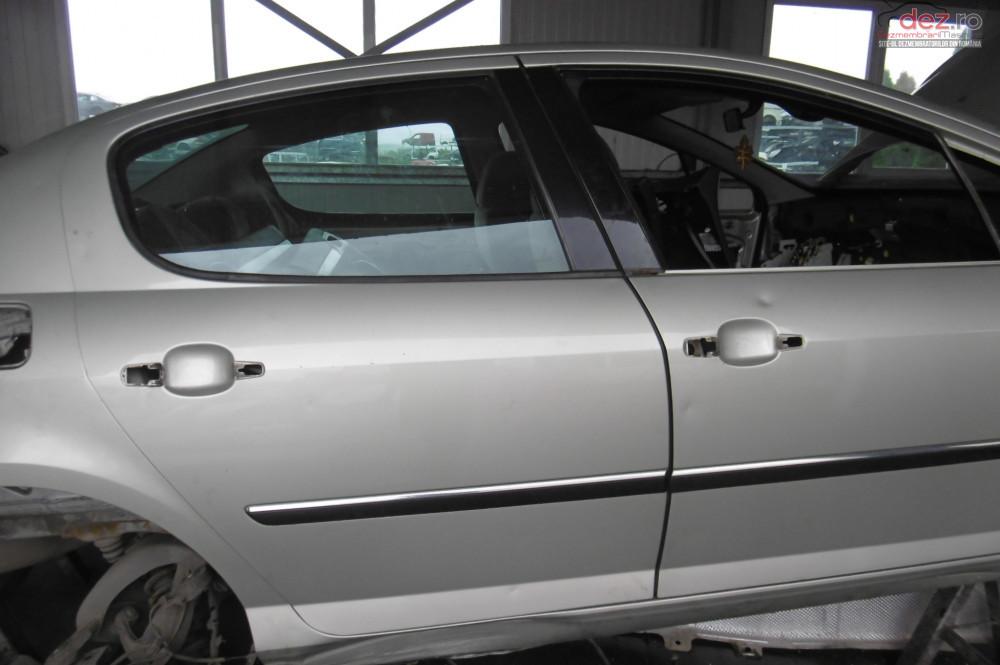 Geam Usa Spate Peugeot 407 1 6hdi 9hz Piese auto în Lugasu de Jos, Bihor Dezmembrari