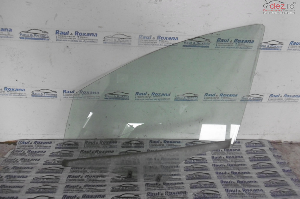 Geam Usa Fata Peugeot 407 1 6 Hdi 9hz Piese auto în Lugasu de Jos, Bihor Dezmembrari