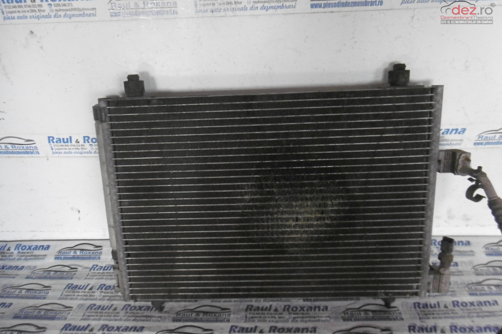 Radiator Clima Peugeot 407 1 6hdi 9hz Cod 9652775780 în Lugasu de Jos, Bihor Dezmembrari
