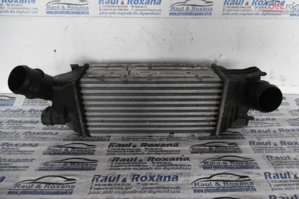 Radiator Intercoler Peugeot 407 1 6hdi 9hz cod 9645682880 în Lugasu de Jos, Bihor Dezmembrari