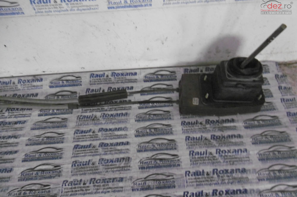 Timonerie Cutie Viteza Peugeot 407 1 6hdi 9hz cod 9658259780 Piese auto în Lugasu de Jos, Bihor Dezmembrari