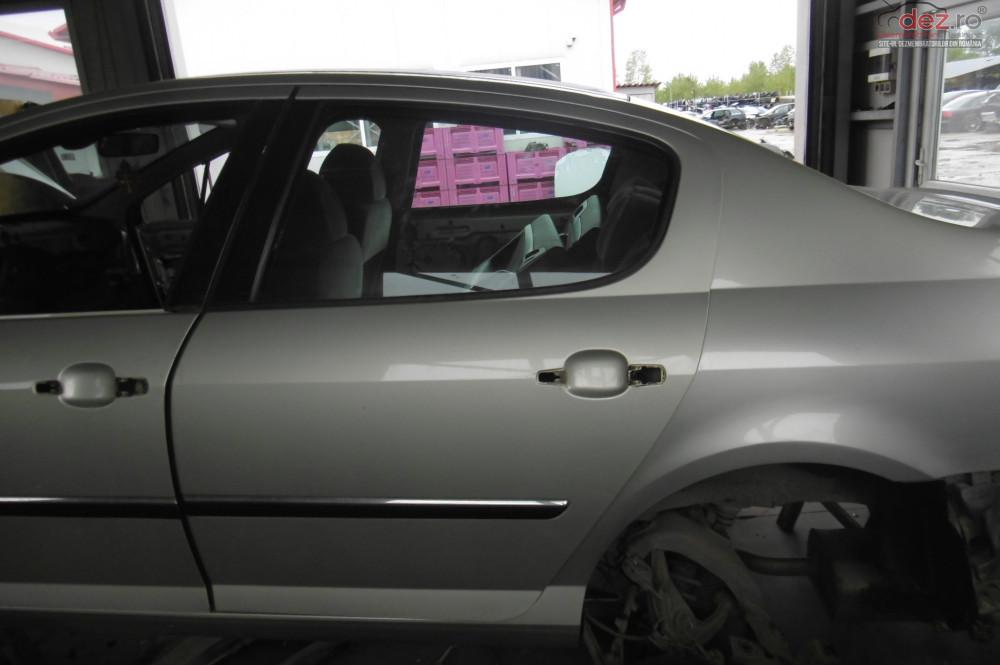 Usa Spate Peugeot 407 1 6hdi 9hz Piese auto în Lugasu de Jos, Bihor Dezmembrari