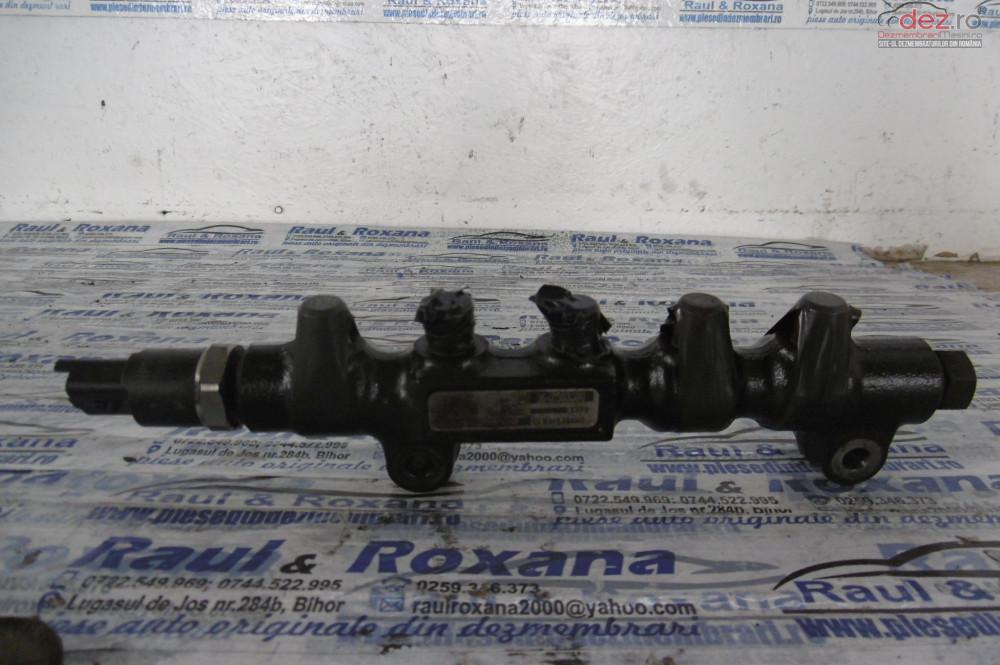 Rampa Injectoare Ford Fiesta 1 4tdci F6ja cod 9642503380 Piese auto în Lugasu de Jos, Bihor Dezmembrari
