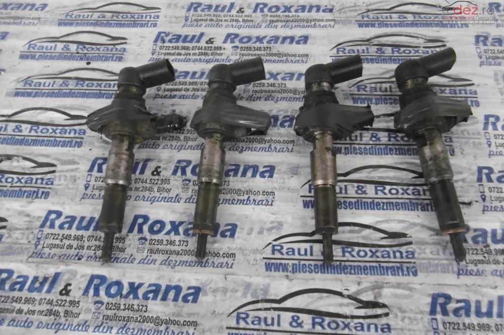 Injector Ford Fiesta 1 4tdci F6ja cod 9649574480 Piese auto în Lugasu de Jos, Bihor Dezmembrari