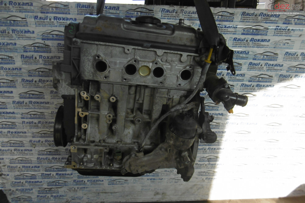 Motor Peugeot 207 1 6hdi 9hy cod 9hy Piese auto în Lugasu de Jos, Bihor Dezmembrari