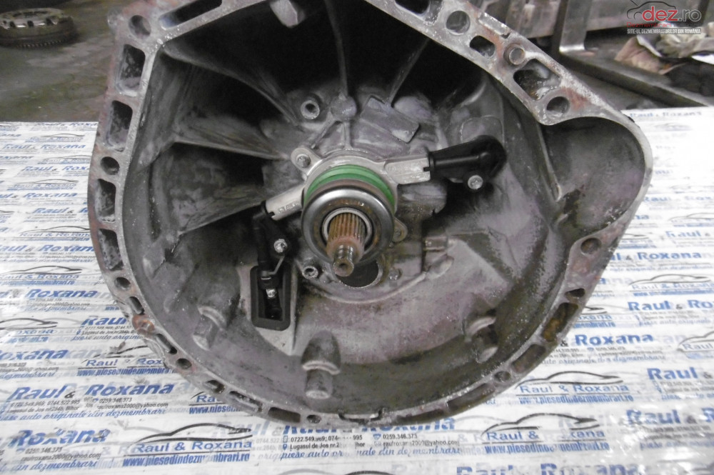 Cutie De Viteza 6 Trepte Mercedes C 203 220 Cdi cod 203602601 în Lugasu de Jos, Bihor Dezmembrari
