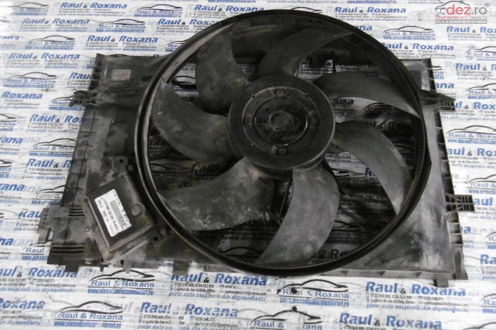 Electroventilator Cu Releu Mercedes C 203 220 Cdi cod a2035000193 în Lugasu de Jos, Bihor Dezmembrari