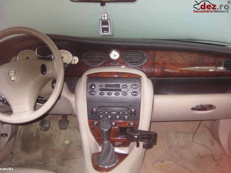 Vand din dezmembrari orice piesa rover 75 diesel 2001 motor pompa injectie Dezmembrări auto în Bucuresti, Bucuresti Dezmembrari