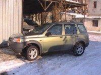 Vand Piese Pentru Land Rover Freelander La Preturi Foarte Ava Dezmembrări auto în Bucuresti, Bucuresti Dezmembrari