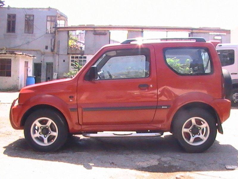 Vand din dezmembrari orice piesa pentru suzuki jimny model 1998 2006 motor Dezmembrări auto în Bucuresti, Bucuresti Dezmembrari