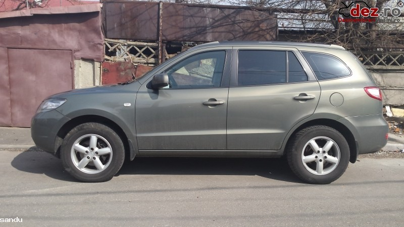Piese Hyundai Santa Fe 2007 Diesel 2 2 Crdi Dezmembrări auto în Bucuresti, Bucuresti Dezmembrari