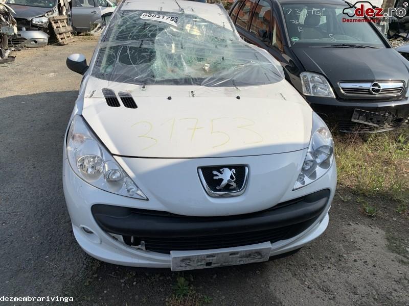 Dezmembrez Peugeot 206+   An Fabricatie 2011   Motor 1 2 Benzina  Dezmembrări auto în Vinga, Arad Dezmembrari