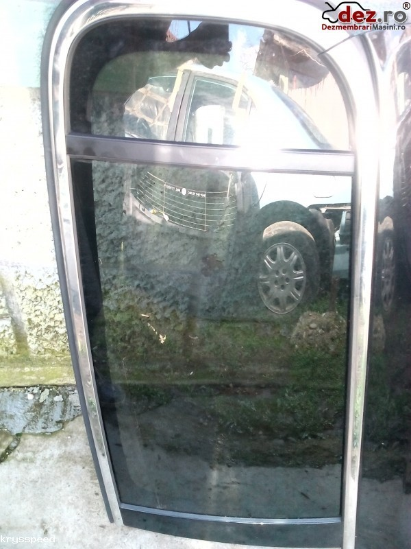 Geam usa spate, stanga, dreapta Peugeot 308 2014 Piese auto în Chitila, Ilfov Dezmembrari