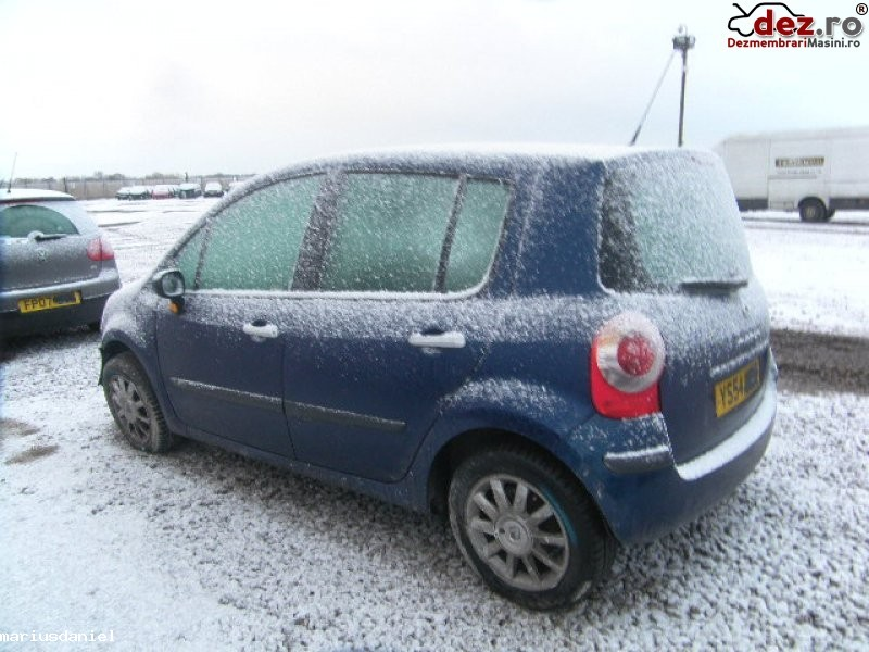 Dezmembrez Renault Modus 2005 Dezmembrări auto în Craiova, Dolj Dezmembrari
