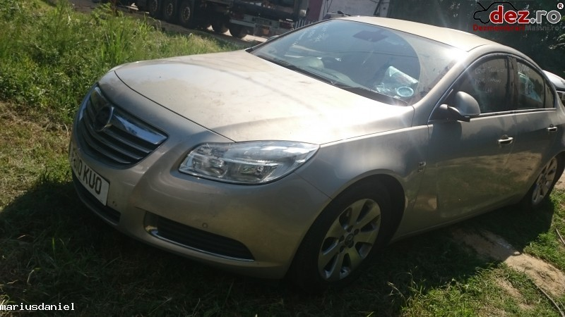 Dezmembrez Opel Insignia  Dezmembrări auto în Craiova, Dolj Dezmembrari