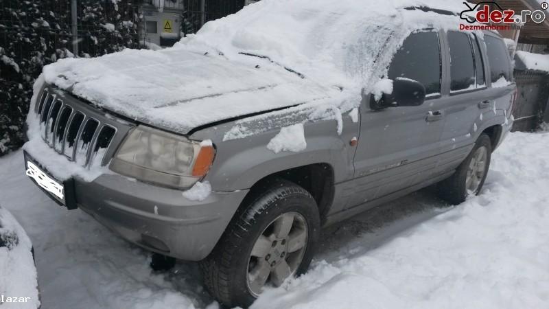 Caroserie Completa Jeep G Cherokee 2001 Fata +spae Masinii+usi  Mașini avariate în Piatra-Neamt, Neamt Dezmembrari