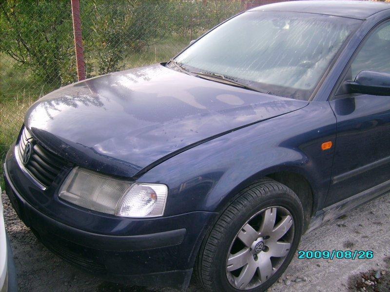 Dezmembrez volkswagen passat din anul 1997 cu motor de 1 9tdi tip motor afn in Dezmembrări auto în Tirgu Mures, Mures Dezmembrari