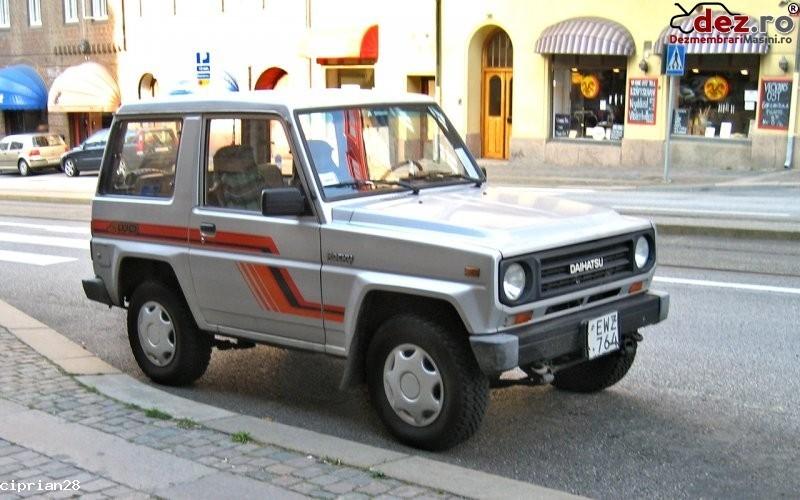 Dezmembrez daihatsu rocky motor 2 8 diesel Dezmembrări auto în Sagu, Arad Dezmembrari