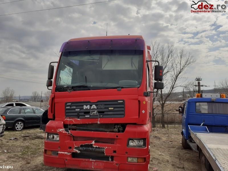 vand piese si accesorii pt man tga motorul este de 500 cai Dezmembrări camioane în Botosani, Botosani Dezmembrari