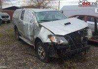 Vand Toyota Hilux Avariat Mașini avariate în Botosani, Botosani Dezmembrari