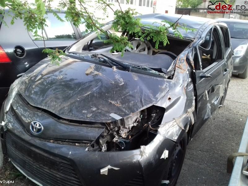Dezmembrez Toyota Yaris Hybrid An 2013 în Botosani, Botosani Dezmembrari