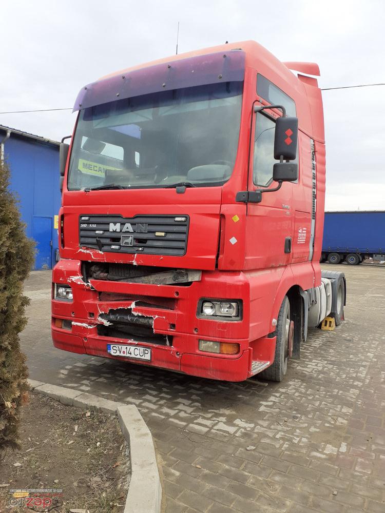 Motor Complet Si Accesorii Motor 510 Cp  Dezmembrări camioane în Botosani, Botosani Dezmembrari