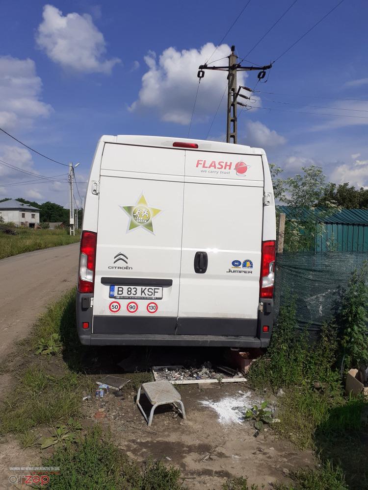 Dezmembrez Citroen Jumper 2017 Motor 2 0 Dezmembrări auto în Botosani, Botosani Dezmembrari