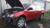 Dezmembrez Mitsubishi Lancer Sedan 2011 în Botosani, Botosani Dezmembrari