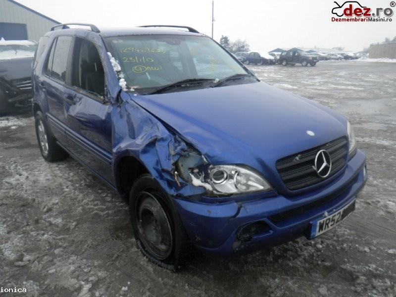 Dezmembrez merceds benz ml 270 2700 cdi 116616 mile Dezmembrări auto în Cluj-Napoca, Cluj Dezmembrari