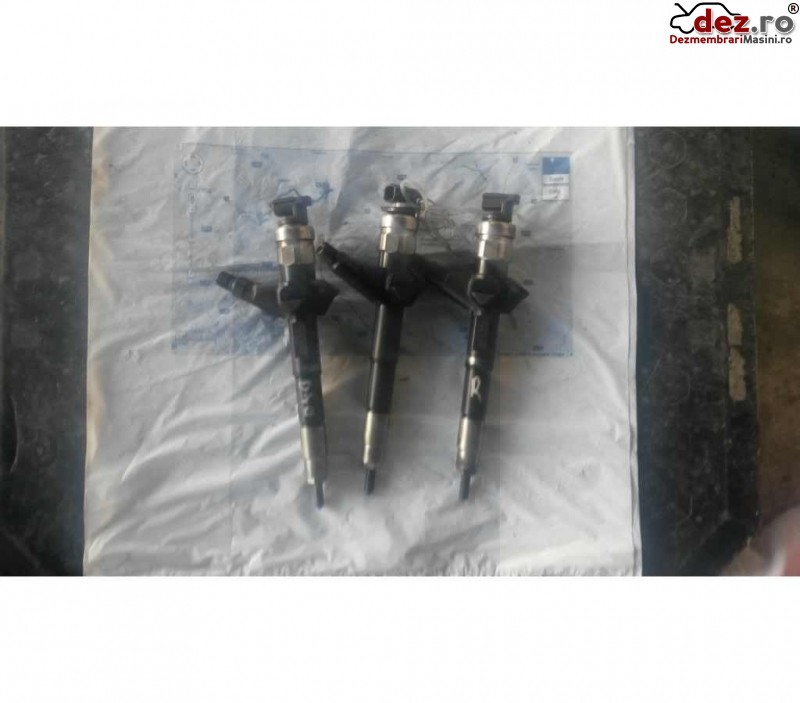 Injector Nissan Navara 2008 cod 16600EC00A