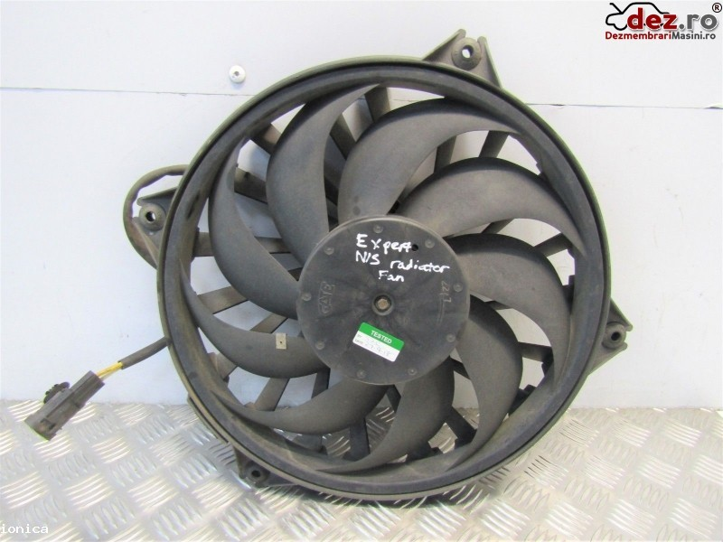 Ventilator radiator Peugeot Expert 2007 cod 1250G7