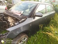 Dezmembrez Skoda Fabia Combi An Fab 2012 1 6 Tdi Cr Dezmembrări auto în Bacau, Bacau Dezmembrari