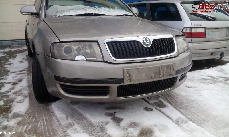Dezmembrez Skoda Superb Limuzina 2000 Tdi 140 Cai Tip Motor Bss Dezmembrări auto în Radauti, Suceava Dezmembrari