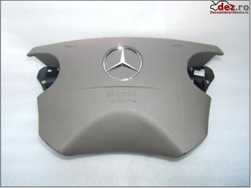 Airbag volan Mercedes E 300 2002 Piese auto în Aiud, Alba Dezmembrari