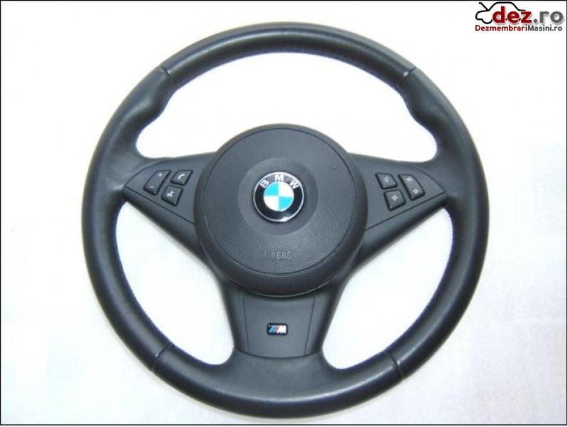 Volan BMW 645 2008 Piese auto în Aiud, Alba Dezmembrari