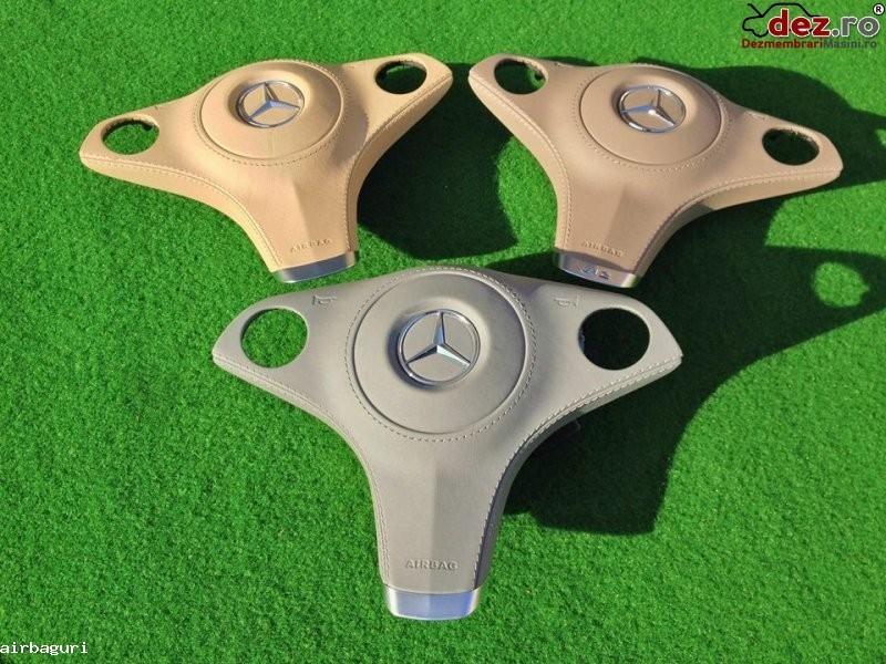 Mercedes benz amg slk cls sl ani fabricatie 2007 2011 airbag piele si cusatura Dezmembrări auto în Aiud, Alba Dezmembrari