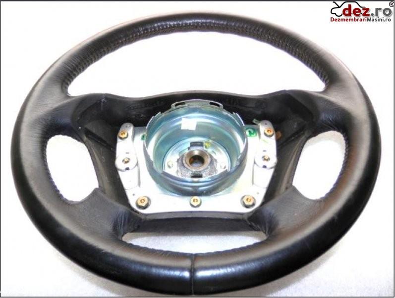 Volan piele mercedes w163 ml model 1997 2005 impecabil pret 120 e Dezmembrări auto în Aiud, Alba Dezmembrari