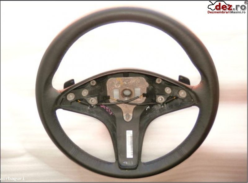 Mercedes c classe w204 volan 3 spite piele + dsg 2007 2011 pret 150 euro Dezmembrări auto în Aiud, Alba Dezmembrari
