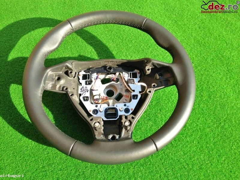 Bmw volan nou model m prevazut pt comenzi dsg padele seria 7 f01 f02 f03 f04... Dezmembrări auto în Aiud, Alba Dezmembrari