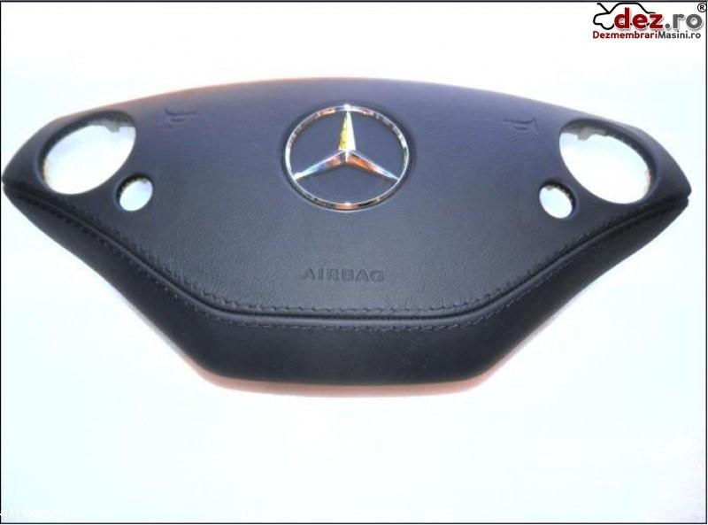 Mercedes benz s cl klasse w221 w216 capac airbag facelift 2010 2013 negru... Dezmembrări auto în Aiud, Alba Dezmembrari