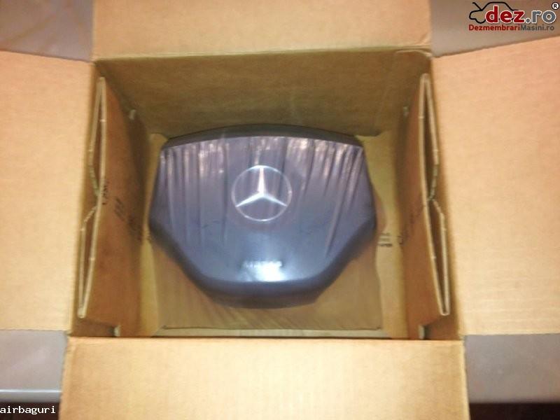 Mercedes benz prefacelift 2005 2009 b class w245 airbag sofer negru cod a 164 Dezmembrări auto în Aiud, Alba Dezmembrari