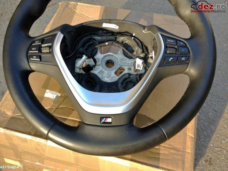 Volan BMW 125 M 2014 Piese auto în Aiud, Alba Dezmembrari